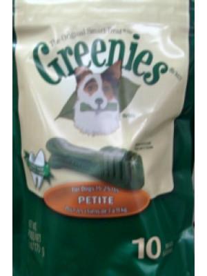 Greenies Petite 10 Pack