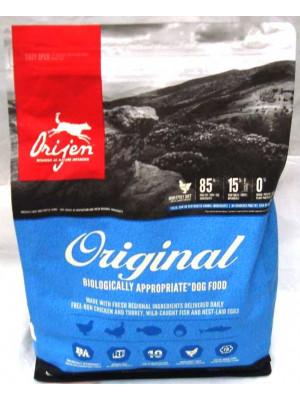 Orijen Original  Adullt Dog Food  4.5 Lb.