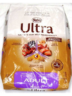 Nutro Ultra Adult Dry Dog Food 15 Lb.