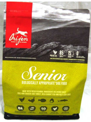 Orijen Senior Dog Food 5.5 Lb.