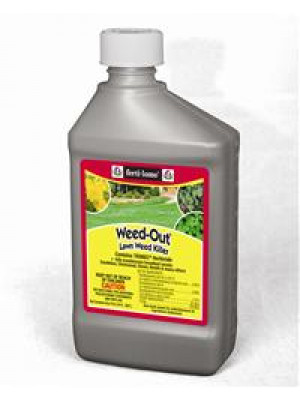 Fertilome Weed Out Weed Killer Concentrate Pint