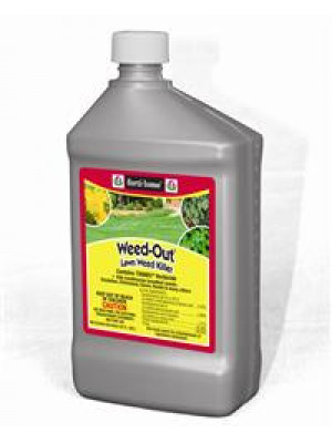 Fertilome Weed Out Weed Killer Concentrate 1 Quart