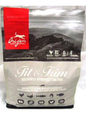 Orijen Fit & Trim Dog Food  4.5#
