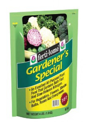 Gardener's Special Fertilizer 4 Lb.