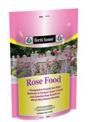 Fertilome Rose Food 4 Lb.