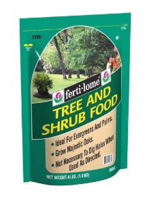 Fertilome Tree And Shrub Food 4 Lb.