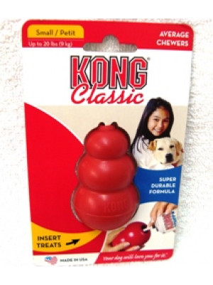 Kong Classic Small Chew Toy