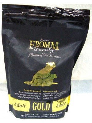 Fromm Gold Adult Dog 5#