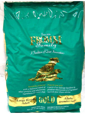 Fromm Gold Large Breed Adult 15#