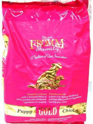 Fromm Gold Puppy 15#