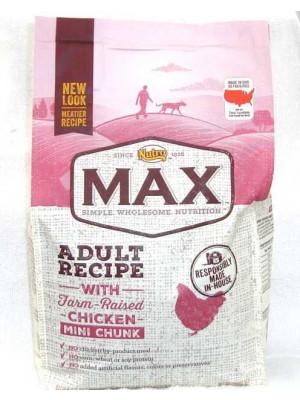 Nutro Max Adult Dog Mini Chunk Chicken 4#