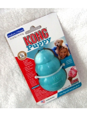 Kong Medium Puppy Chew Toy