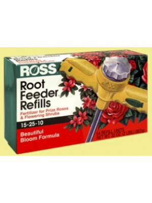 Ross Feeder Refills For Roses & Flowering Shrubs