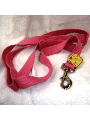 New Earth Soy Dog Lead 1 Inch 6 Foot