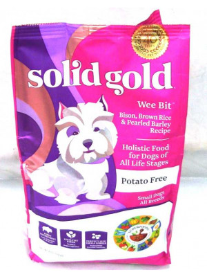 Solid Gold Dog Wee Bit Small Breed Adult 4#