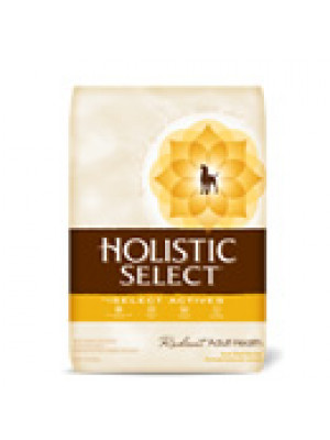 Holistic Select Adult GF Dog Duck Meal 15#