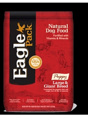 Eagle Pack Large and Giant Breed Puppy Food 30 Lb.