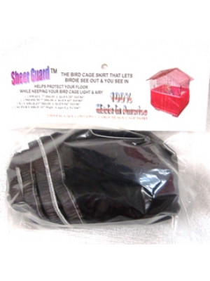 L.P. Distributing  Sheer Guard Bird Cage Skirts