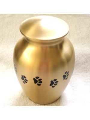 Terry Bear Classic Brass Urn Xsm