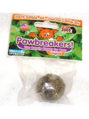 Pawbreakers Catnip Candy For Cats