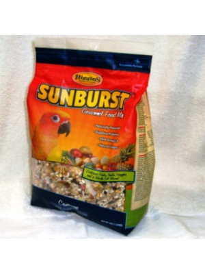 Higgins Sunburst Conure Food 3#
