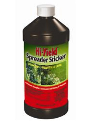 Hi-Yield Spreader Sticker 16 Oz.