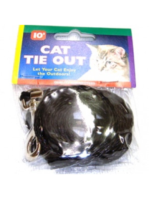 Cat Tie Out 10 Ft.
