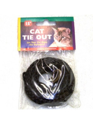 Cat Tie Out 15 Ft.