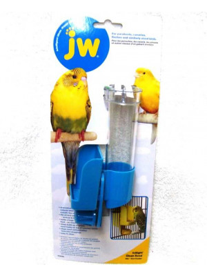 InSight Clean Seed Silo Bird Feeder Small