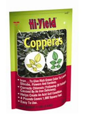 Hi Yield Copperas 4 Lb.