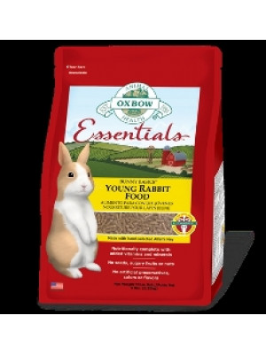 Oxbox Bunny Basics Young Rabbit Food 5#