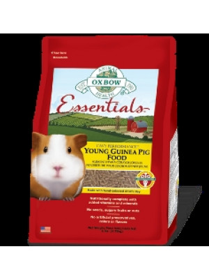 Oxbow Young Guinea Pig Food 5#
