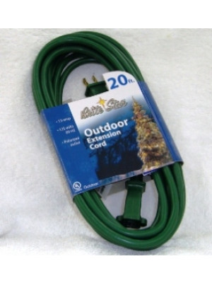 Outdoor Extension Cord 20 Ft.