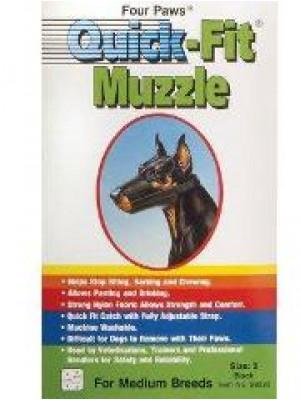Fpw Quick Fit Muzzle Size 3