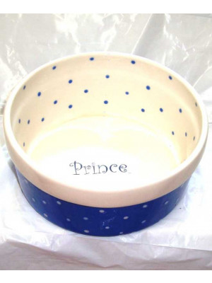 Prince/Princess Pet Dish 48oz