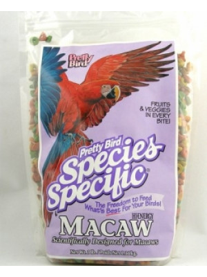 Pretty Bird Hi-Energy Macaw Special Bird Food