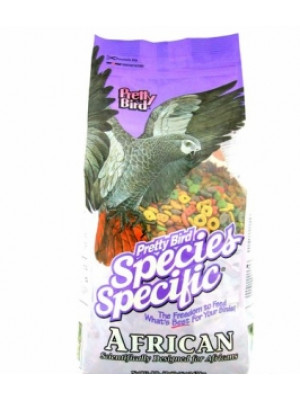 Pretty Bird African Grey Special Bird Food per #