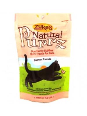 Zuke's Natural Purrz Salmon Cat Treat
