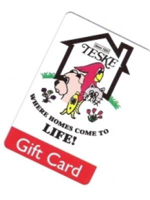 Teske Gift Certificate