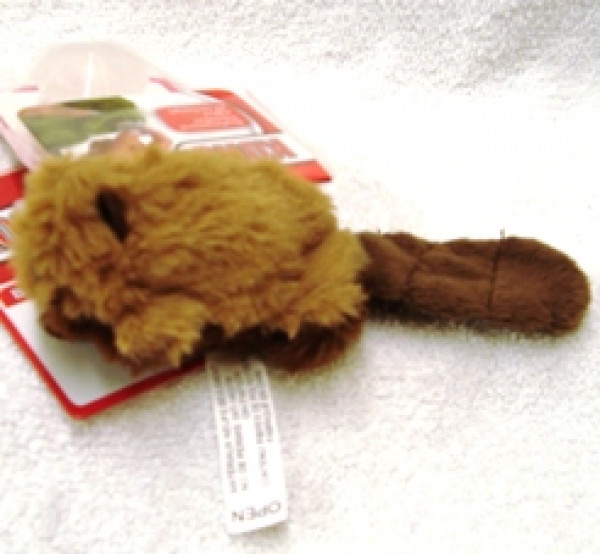 Kong Small Beaver Dog Toy