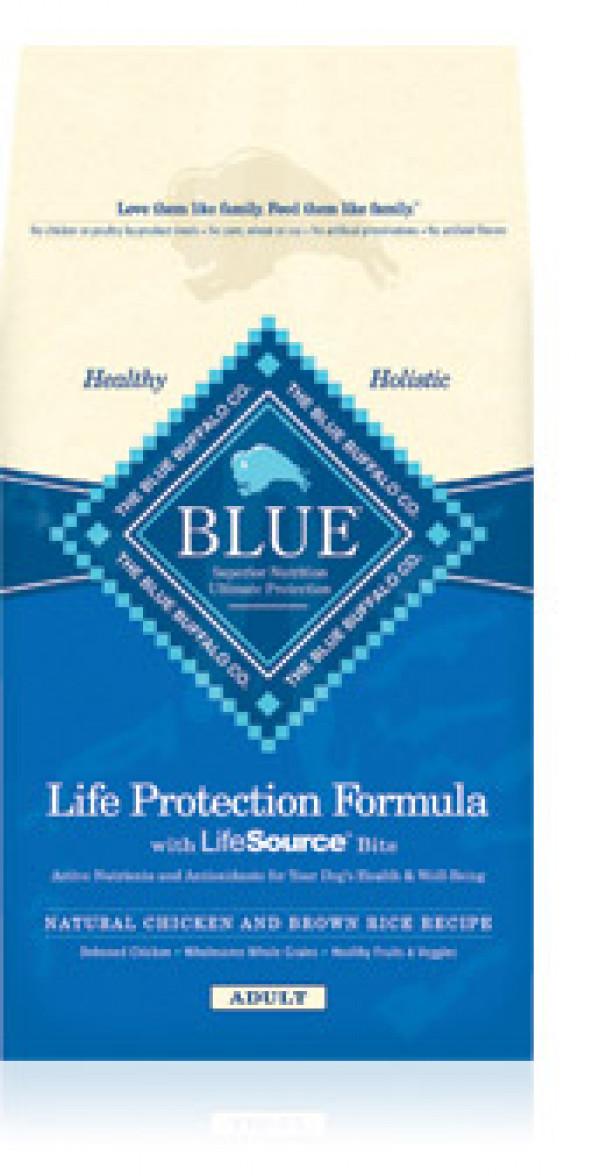 Blue Buffalo Dog Adult Chicken Rice 15 Lb
