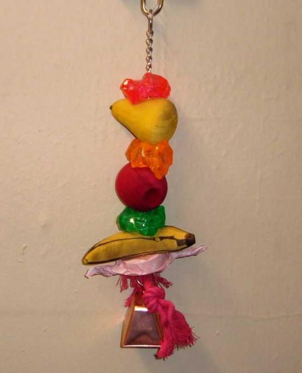 Fruit Kabob Parrot Bird Toy
