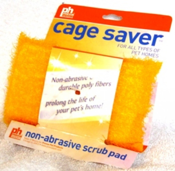 Cage Cleaner Scrub Pad