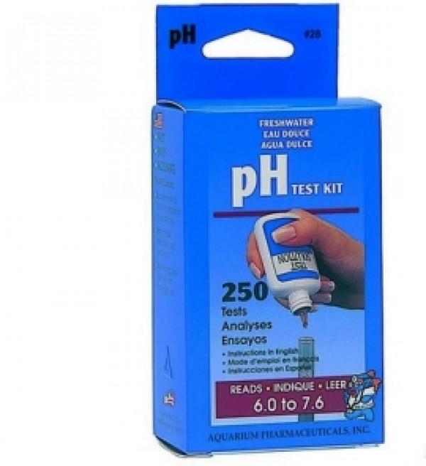 Mini pH Test Kit