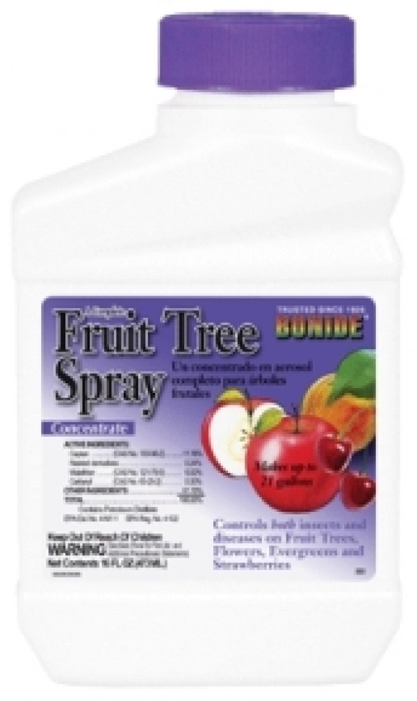Bonide Fruit Tree Spray Concentrate Pint