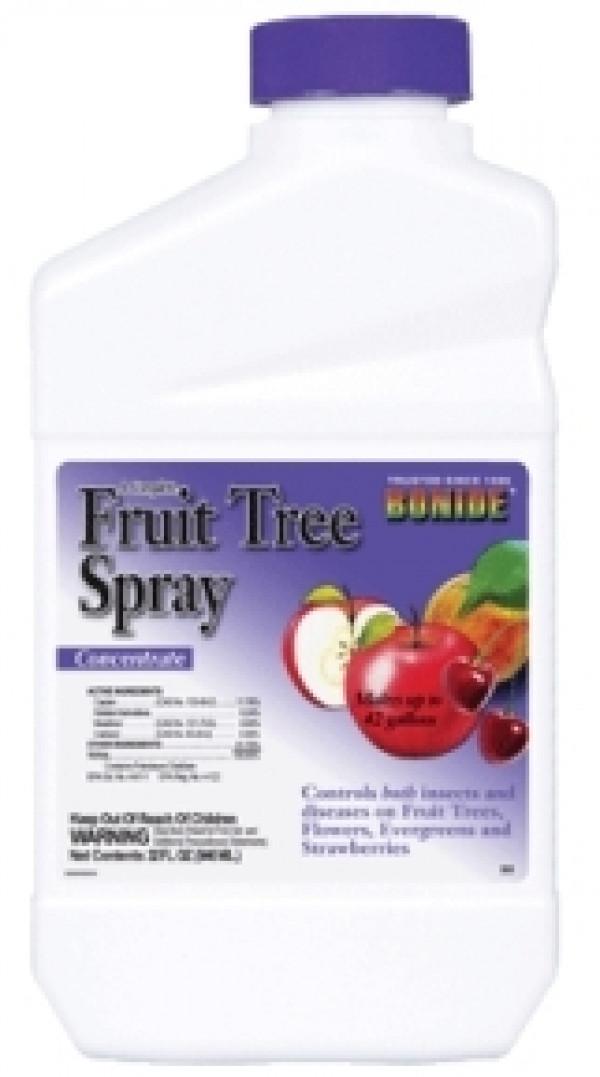 Bonide Fruit Tree Spray Concentrate Quart