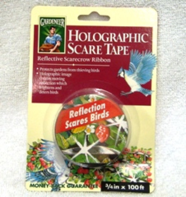 Gardeneer Holographic Bird Scare Tape