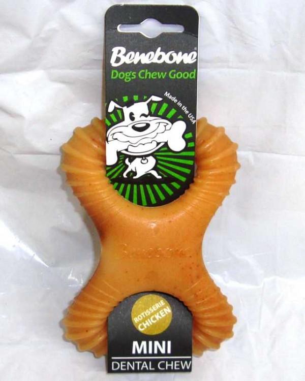 BeneBone Dental Chew Toy  Chicken  Mini