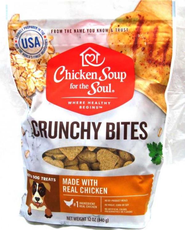 Chicken Soup Chicken Crunchy Bites