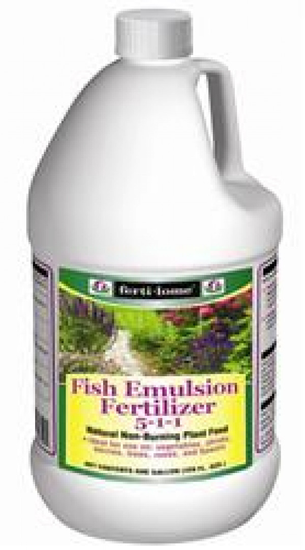 Fertilome Fish Emulsion Gallon